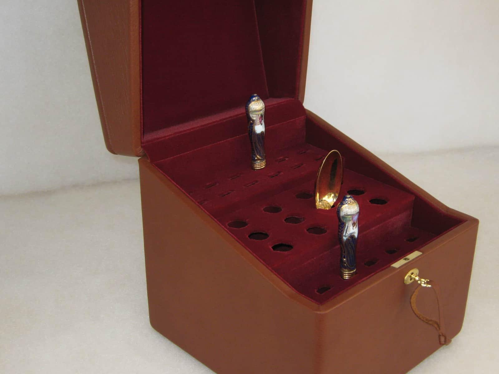 astucci per gioielli personalizzati