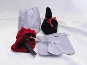 sacchetti e buste per gioielli