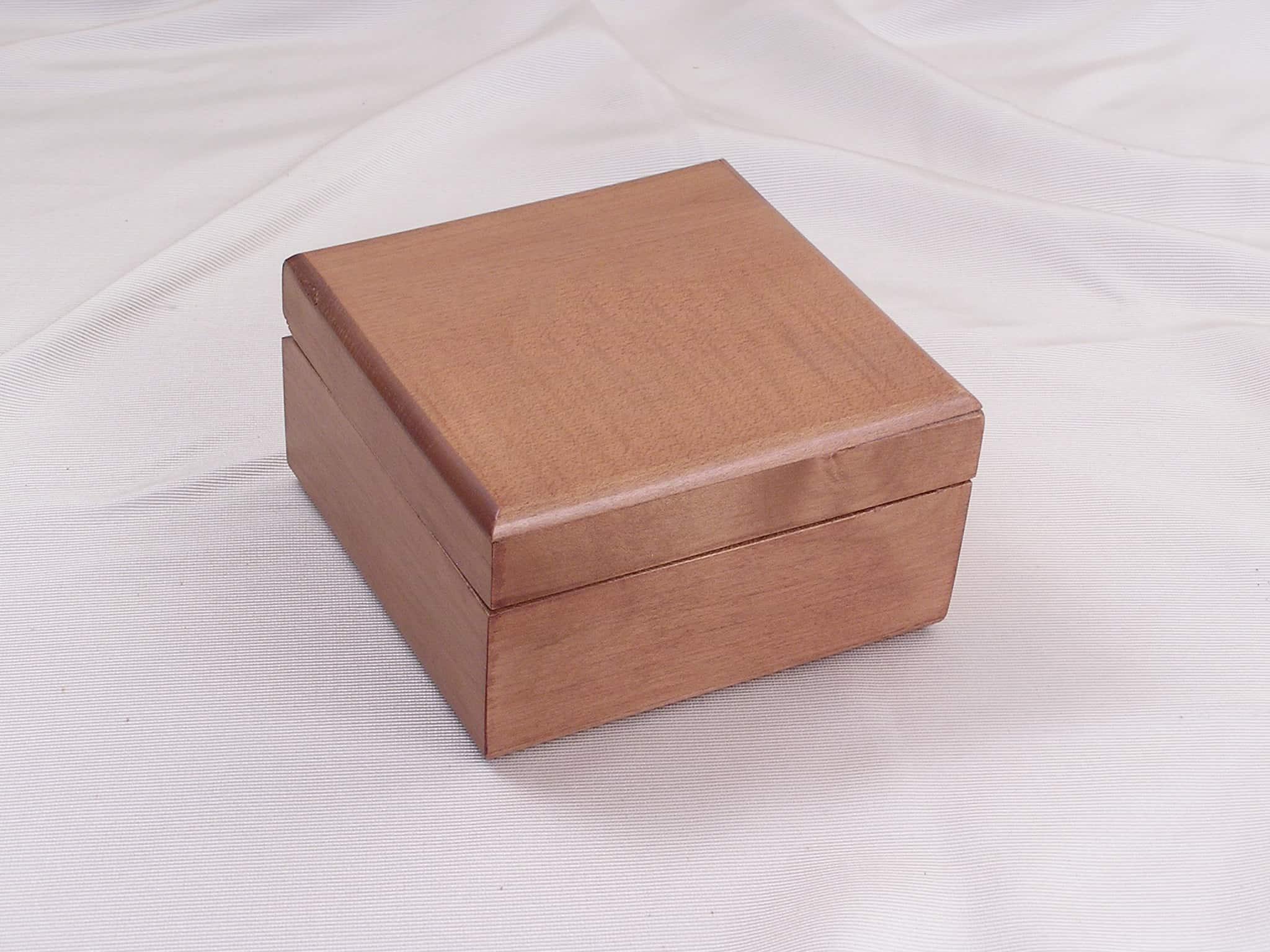 astuccio orologio legno