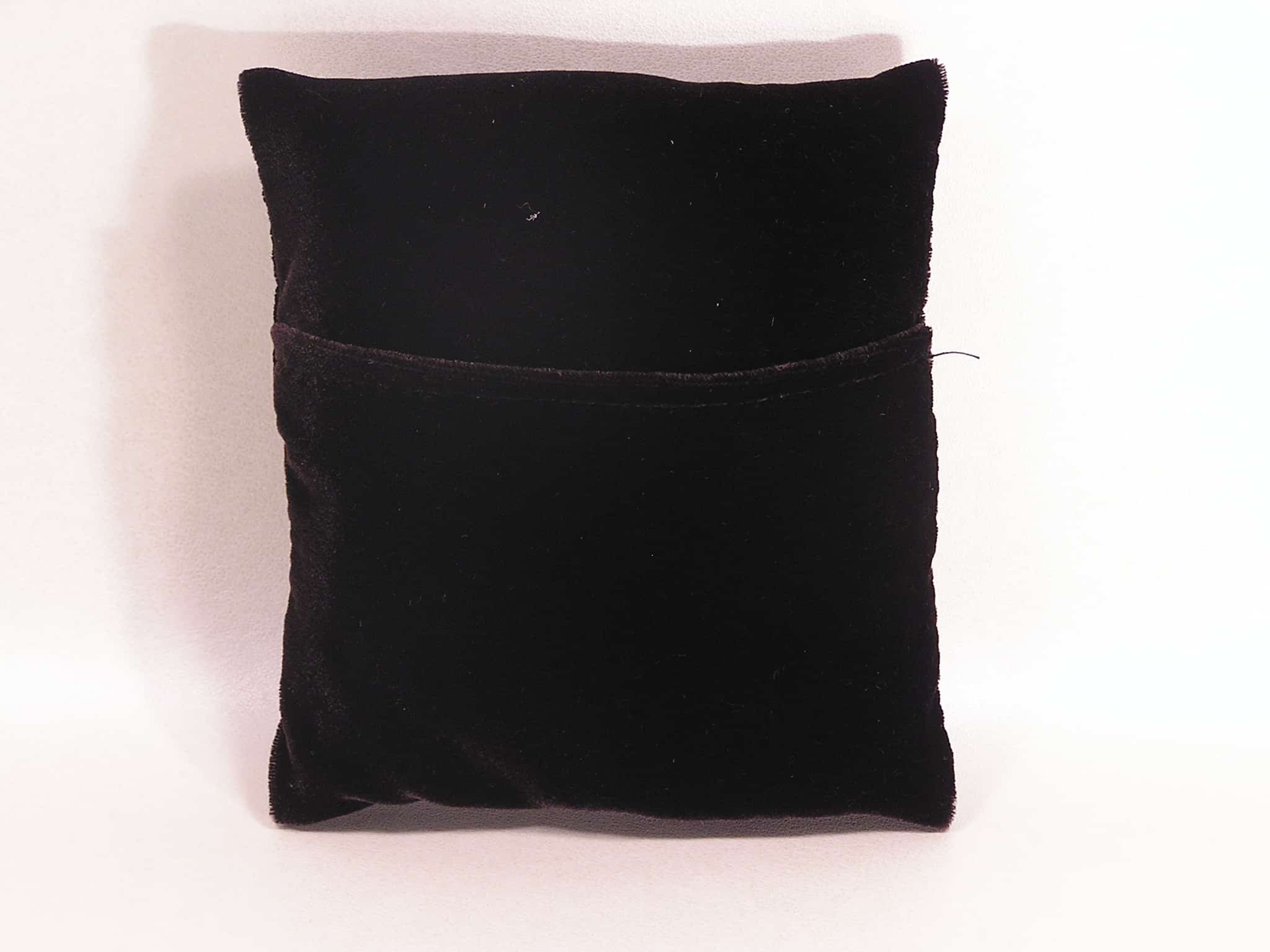 velvet bag insert cushion