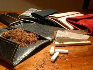 contenitori tabacco