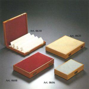 jewelery box in wood