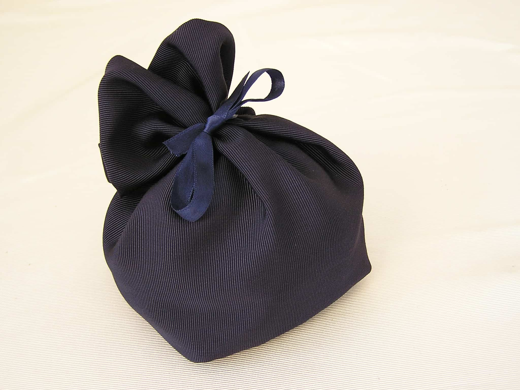 square bags ribbed fabric