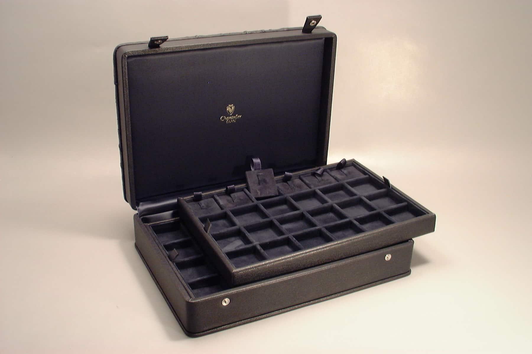 jewelery box leather